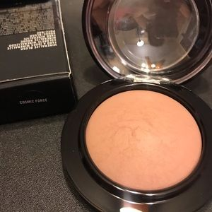 Mac Blush Cosmic Force. New Authentic Full Size